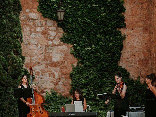 La boda de Andrea y Adriano en Ayllon, Segovia 46