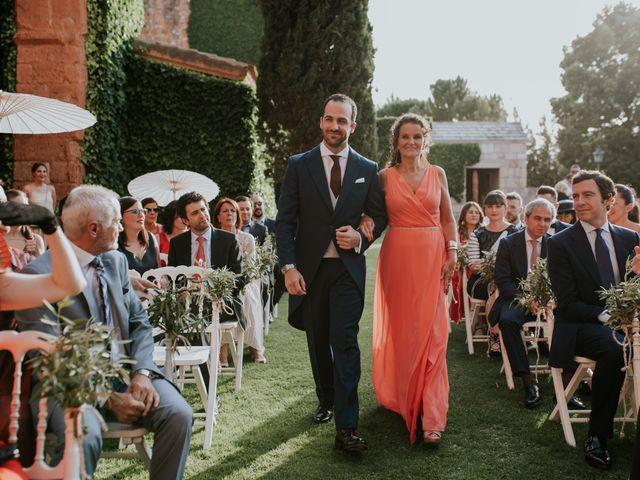 La boda de Andrea y Adriano en Ayllon, Segovia 47