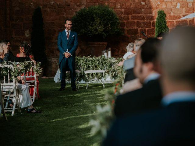 La boda de Andrea y Adriano en Ayllon, Segovia 48