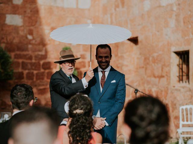 La boda de Andrea y Adriano en Ayllon, Segovia 49