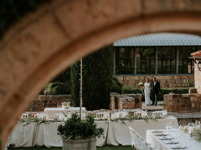 La boda de Andrea y Adriano en Ayllon, Segovia 51