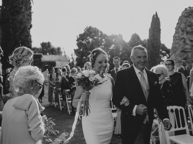 La boda de Andrea y Adriano en Ayllon, Segovia 53