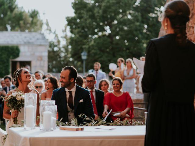 La boda de Andrea y Adriano en Ayllon, Segovia 55