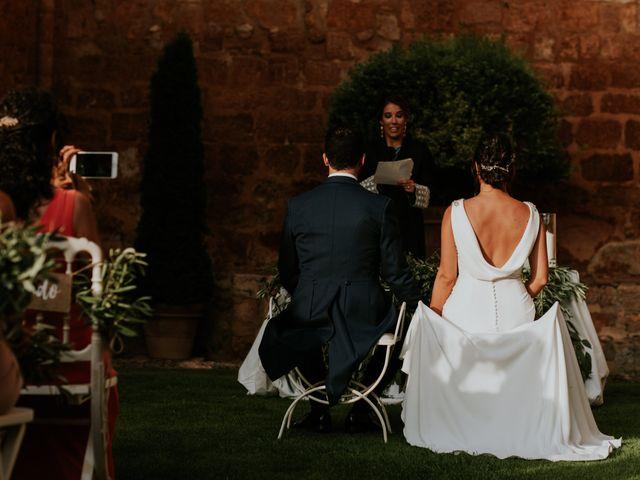 La boda de Andrea y Adriano en Ayllon, Segovia 56