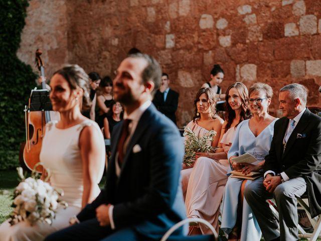 La boda de Andrea y Adriano en Ayllon, Segovia 57