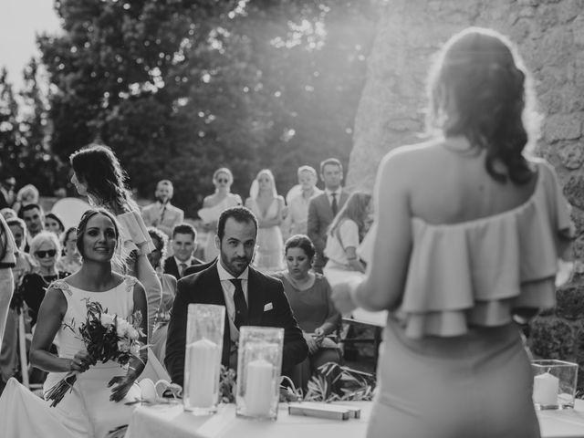 La boda de Andrea y Adriano en Ayllon, Segovia 58