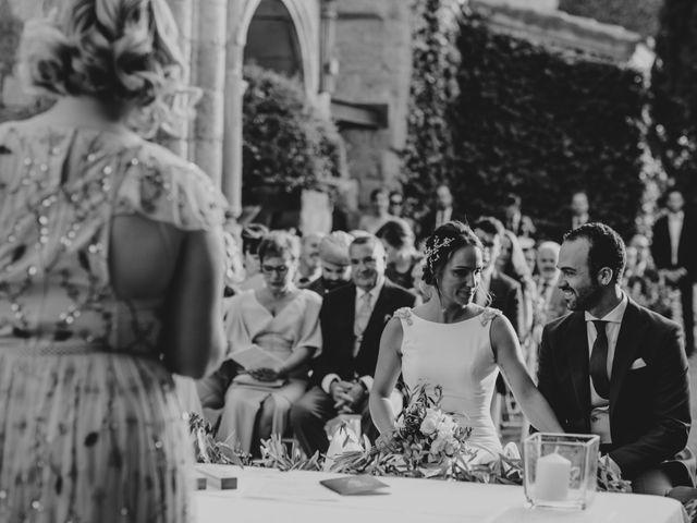La boda de Andrea y Adriano en Ayllon, Segovia 59