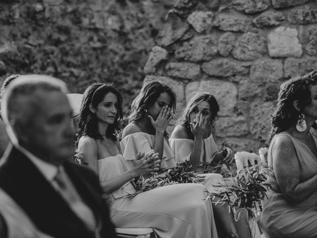 La boda de Andrea y Adriano en Ayllon, Segovia 60