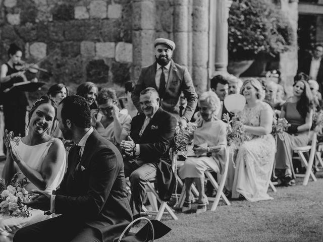 La boda de Andrea y Adriano en Ayllon, Segovia 61