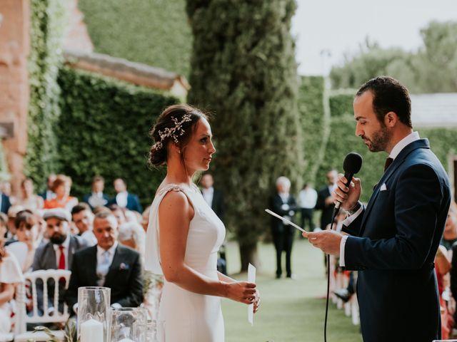 La boda de Andrea y Adriano en Ayllon, Segovia 62