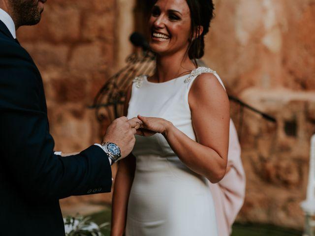 La boda de Andrea y Adriano en Ayllon, Segovia 65