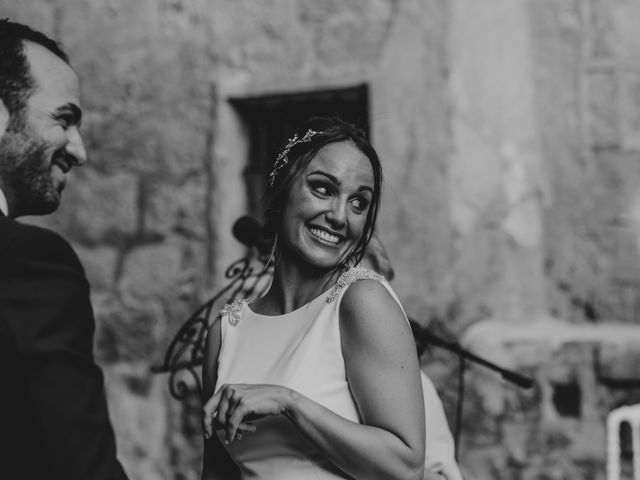 La boda de Andrea y Adriano en Ayllon, Segovia 66
