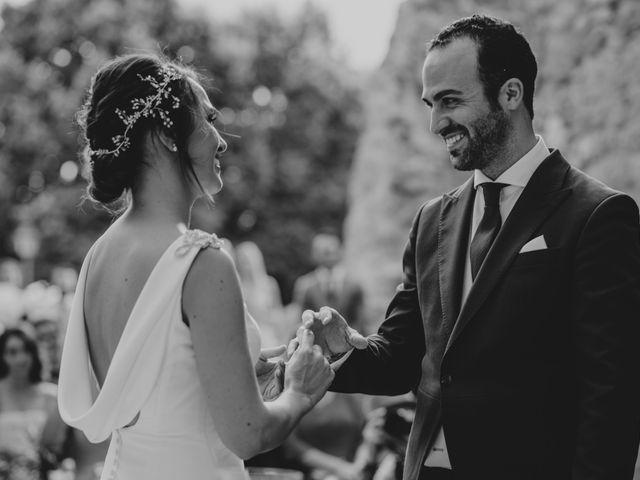 La boda de Andrea y Adriano en Ayllon, Segovia 67