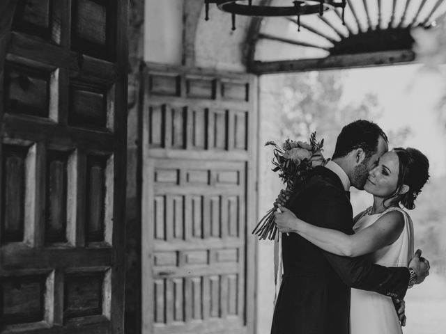 La boda de Andrea y Adriano en Ayllon, Segovia 69