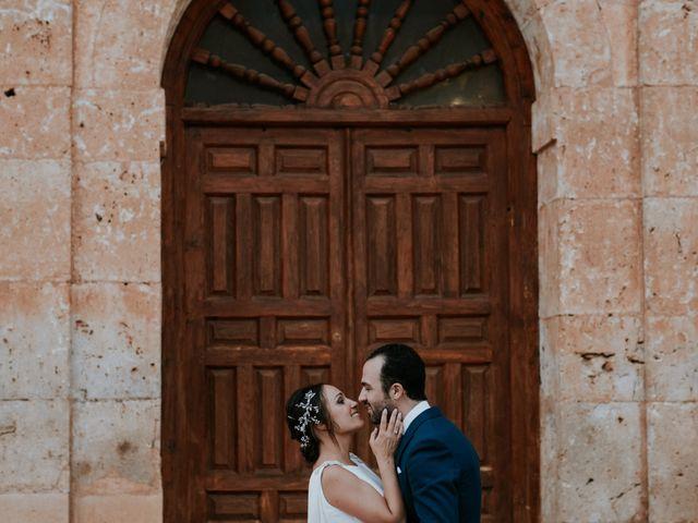 La boda de Andrea y Adriano en Ayllon, Segovia 70