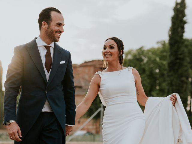 La boda de Andrea y Adriano en Ayllon, Segovia 72