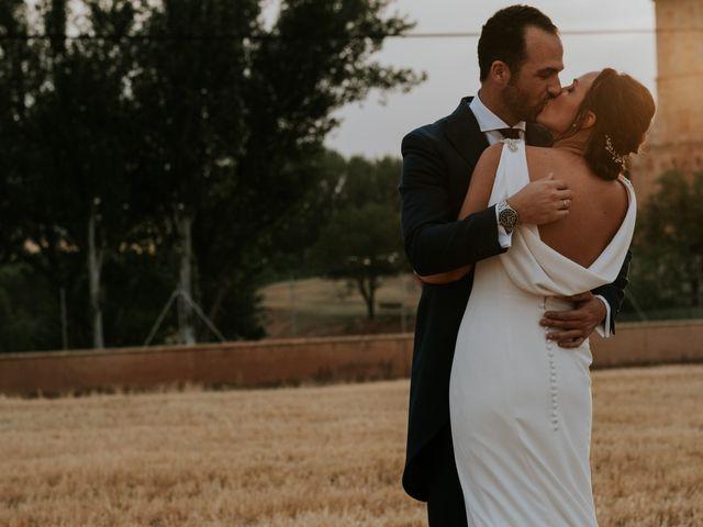 La boda de Andrea y Adriano en Ayllon, Segovia 74