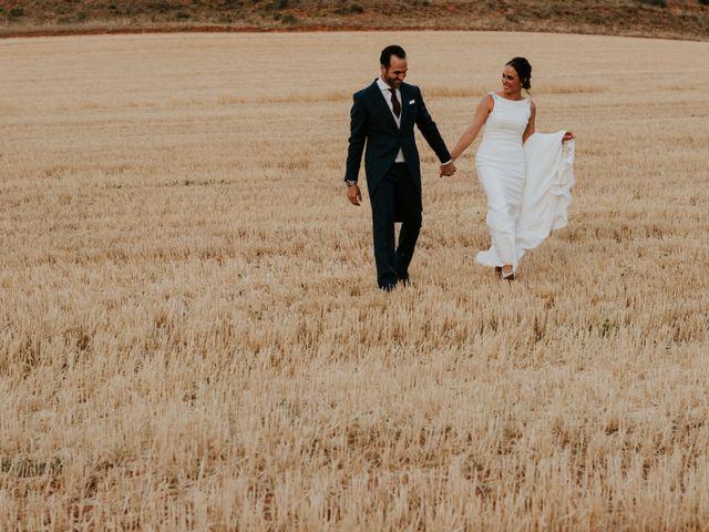 La boda de Andrea y Adriano en Ayllon, Segovia 76