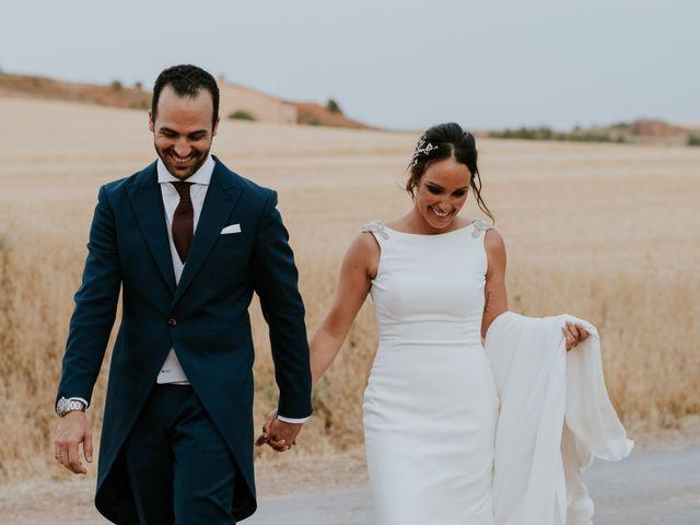 La boda de Andrea y Adriano en Ayllon, Segovia 2