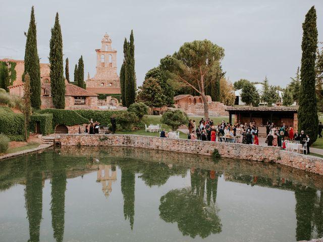 La boda de Andrea y Adriano en Ayllon, Segovia 77