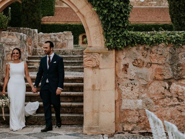 La boda de Andrea y Adriano en Ayllon, Segovia 79