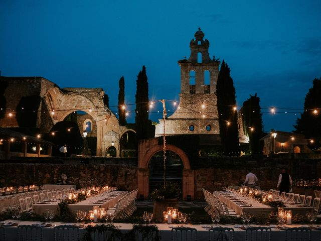 La boda de Andrea y Adriano en Ayllon, Segovia 80