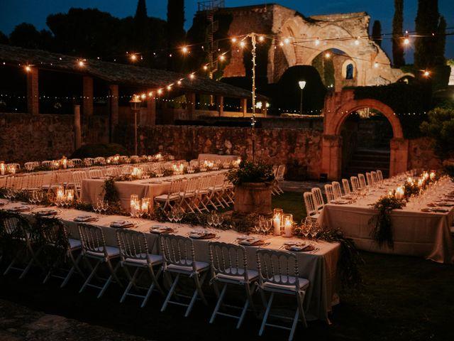 La boda de Andrea y Adriano en Ayllon, Segovia 81