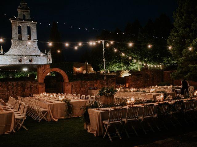 La boda de Andrea y Adriano en Ayllon, Segovia 83