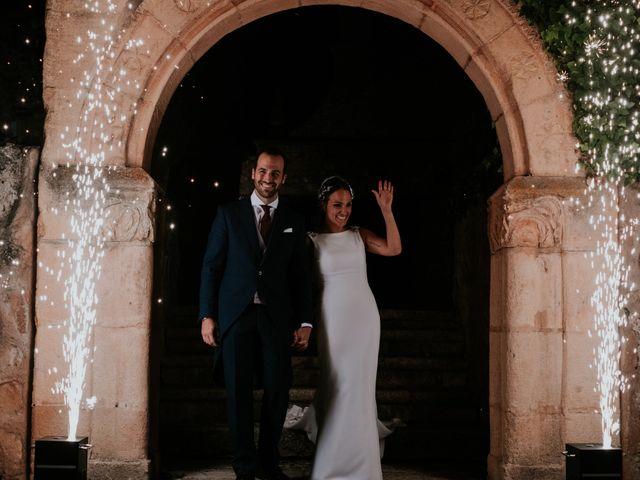La boda de Andrea y Adriano en Ayllon, Segovia 84