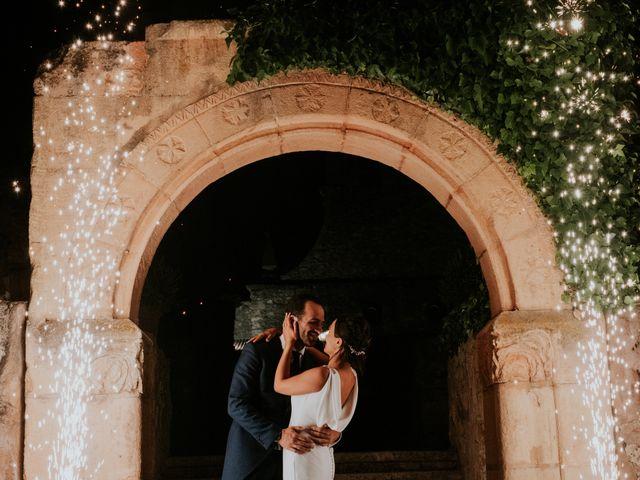 La boda de Andrea y Adriano en Ayllon, Segovia 86
