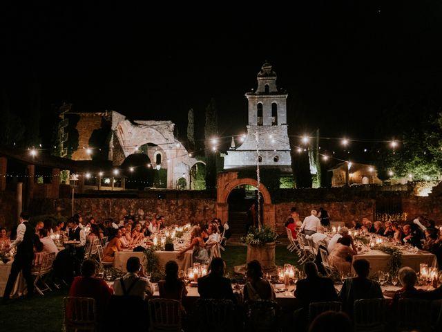 La boda de Andrea y Adriano en Ayllon, Segovia 91