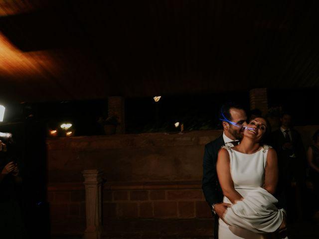 La boda de Andrea y Adriano en Ayllon, Segovia 92