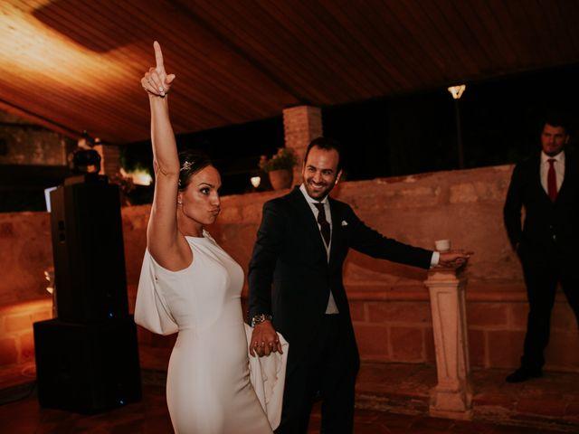 La boda de Andrea y Adriano en Ayllon, Segovia 93