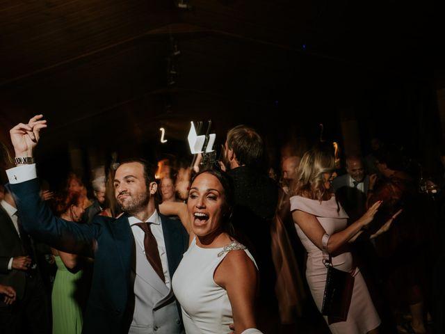 La boda de Andrea y Adriano en Ayllon, Segovia 95