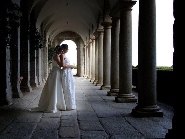La boda de Cristina y Carla
