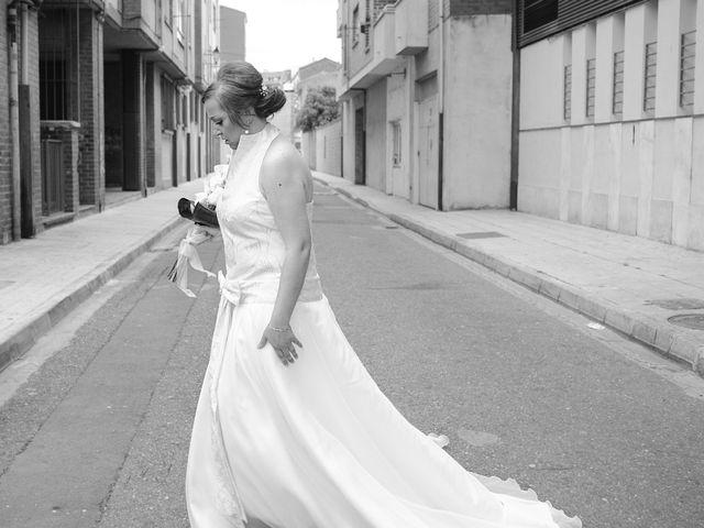 La boda de Agustín y Patricia en Benavente, Zamora 9