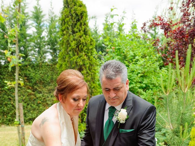 La boda de Agustín y Patricia en Benavente, Zamora 14