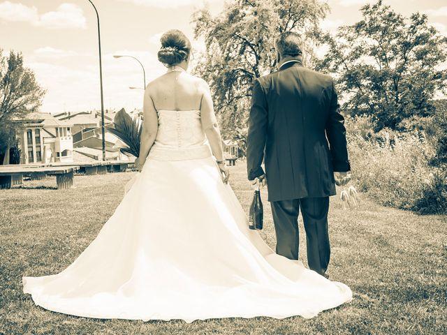 La boda de Agustín y Patricia en Benavente, Zamora 18
