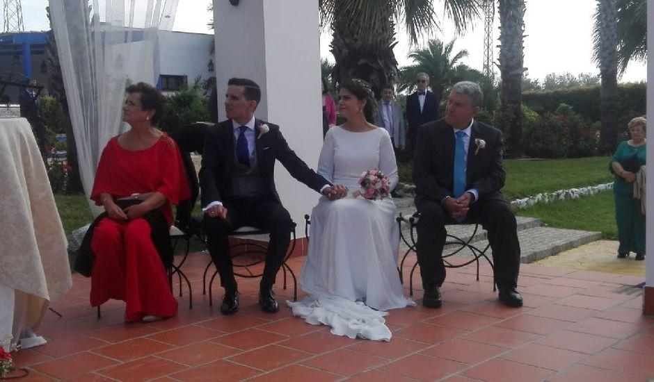 La boda de Alberto y Rocío en Gerena, Sevilla