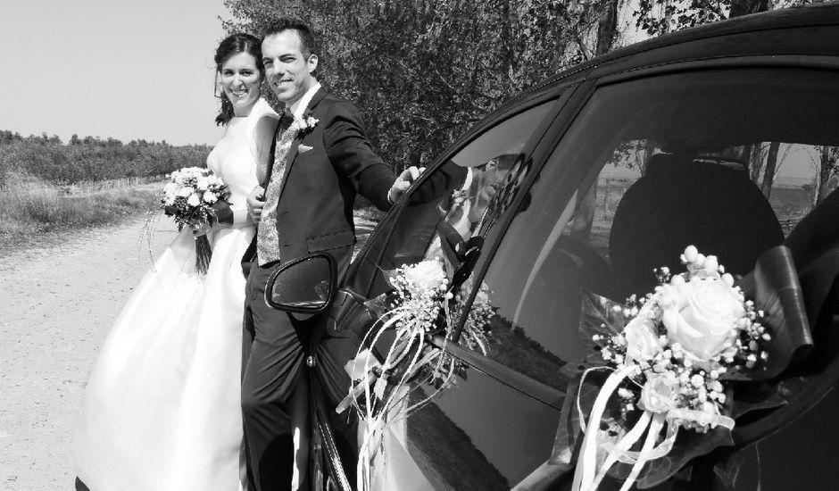 La boda de Noemí y Martin en Barillas, Navarra