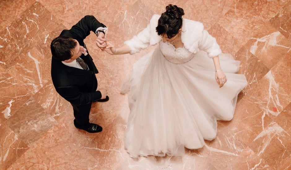 La boda de Rocío y Sergio en Segovia, Segovia