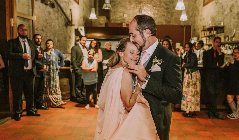 La boda de Miriam y Carlos  en Mondalon, Las Palmas