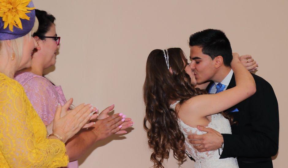 La boda de Daniel y Raquel en Las Rozas De Madrid, Madrid
