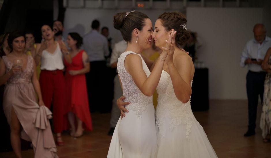 La boda de Tamara y Alicia en Son Termes, Islas Baleares