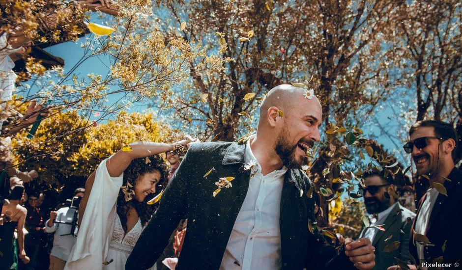 La boda de Camilo y Laura en Vigo, Pontevedra
