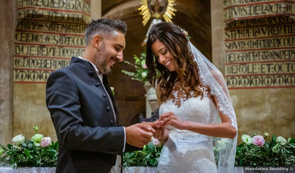 La boda de Rebeca y Davide en Zaragoza, Zaragoza