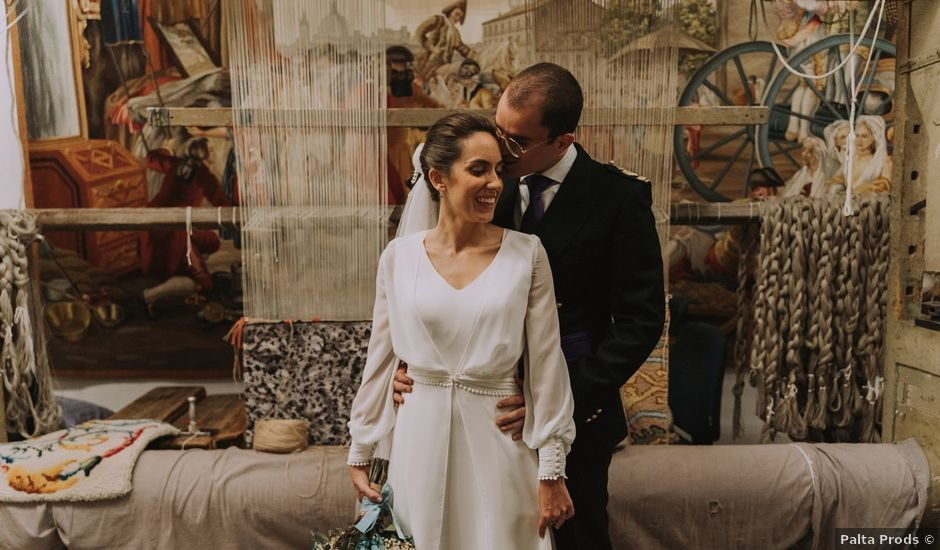 La boda de Juan y Mónica en Madrid, Madrid