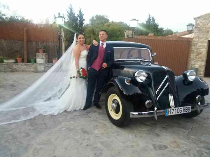 La boda de Maria José  y Rafael