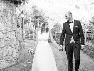 La boda de Conchi y David