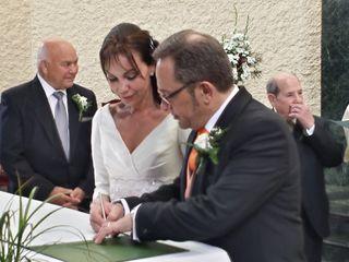 La boda de Jesús y Juani